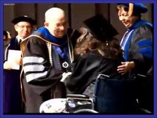 Gina Graduates!